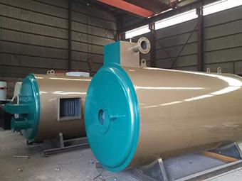 YYL(W)燃油气导热油炉