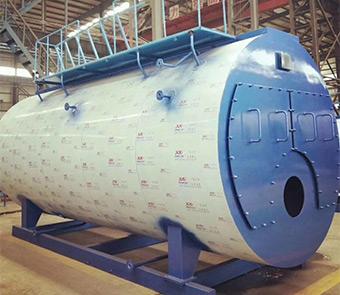 CWNS燃甲醇热水锅炉