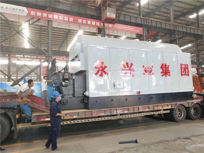 ZH型燃生物质蒸汽锅炉